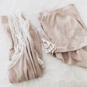 Dainty VS Pajama Set